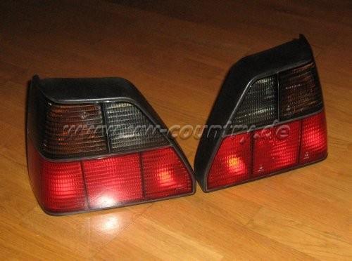 Rückleuchte vom VW Golf Country ohne Reflektor