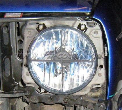 Klarglas-Scheinwerfer