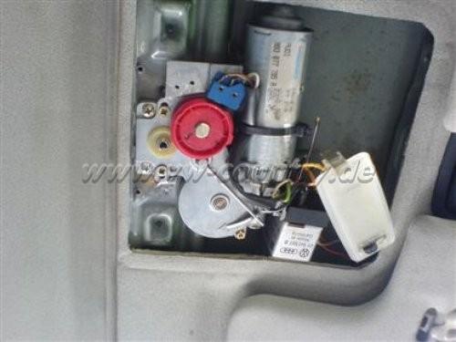 Motor elektrisches Schiebedach