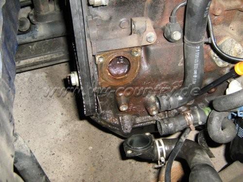 VW Golf Wasserpumpe