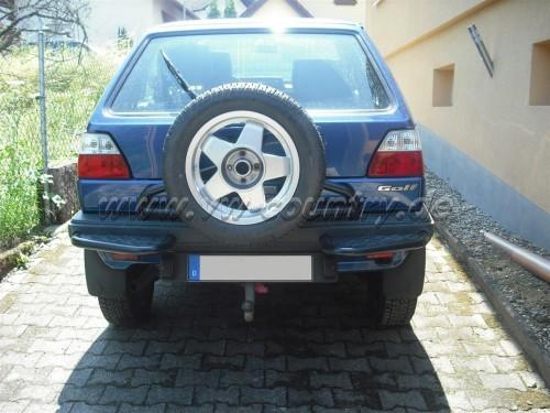 VW Golf Country / Federn hinten vom Audi A4