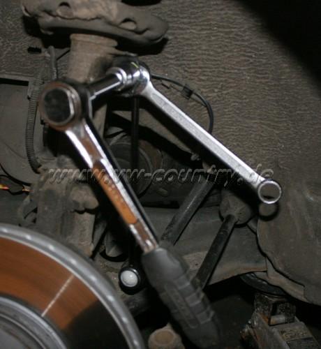 Opel Meriva / Koppelstangen vorne