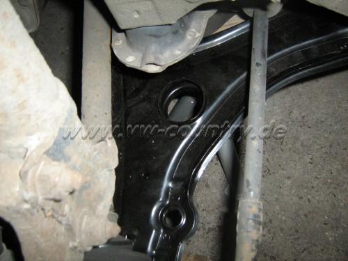 VW Golf 2 / Dreieckslenker