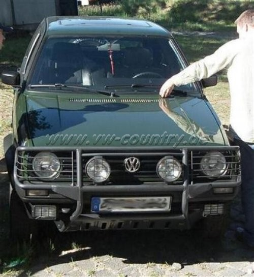 "VW Golf Country ""Allround"""