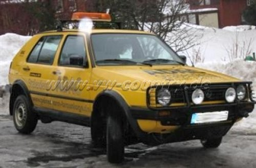 "VW Golf Country ""ADAC"""