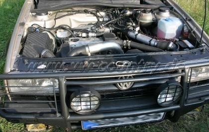 VW Golf Country G60 (1)