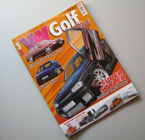 """VW Golf Country in der """"VW Golf Szene"""""""