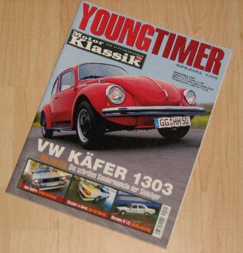 YOUNGTIMER Spezial-Ausgabe 1/05 der Zeitschrift Motor Klassik