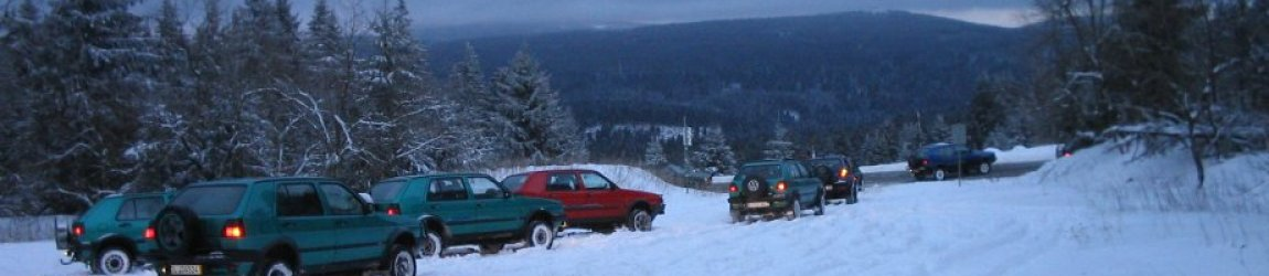"Nalas Schrauber Blog / VW Golf Country VW Golf Country ... der ""Urvater aller SUVs"""